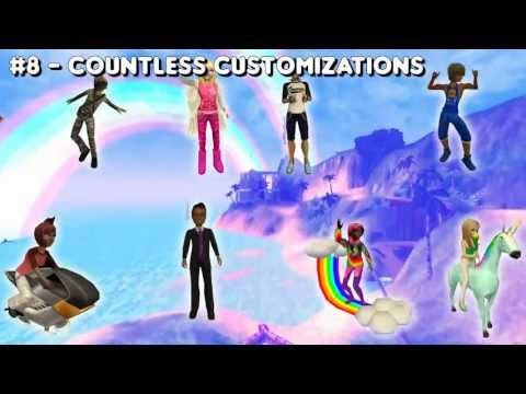Best Virtual Worlds from YouTube · High Definition · Duration:  6 minutes 22 seconds  · 50,000+ views · uploaded on 4/5/2015 · uploaded by ST .MAGMA
