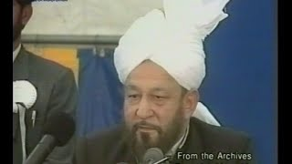 Urdu Khutba Juma on May 10, 1991 by Hazrat Mirza Tahir Ahmad