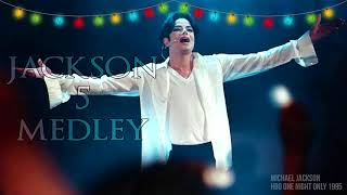 JACKSON 5 MEDLEY - HBO: One Night Only (Fanmade) | Michael Jackson