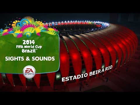 EA SPORTS 2014 FIFA World Cup Gameplay Series  Sights and Sounds