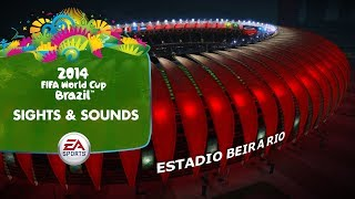 Video EA SPORTS 2014 FIFA World Cup Gameplay Series - Sights and Sounds download MP3, 3GP, MP4, WEBM, AVI, FLV Juni 2017