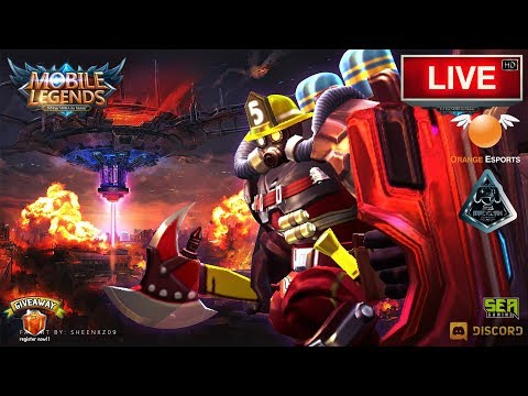 [Mobile Legends] Why You Always Hurt LIVE - Malaysia - 동영상