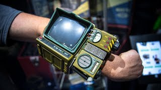 Hands-On with Fallout 76 s Pip-Boy Kit