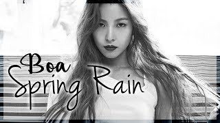 BoA (STATION) - Spring Rain  [Sub. Español | Han | Rom]