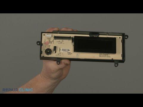 Display Board - Whirlpool Microwave Oven/Hood Combo  #WMH73521CS6