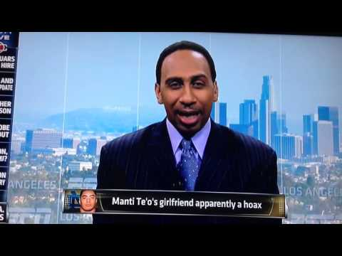 Stephen A Smith owns Manti Te