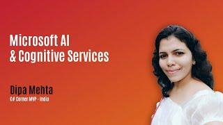 Microsoft AI - MVP Show ft. Dipa