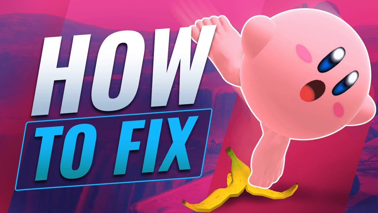 How We Fixed Kirby in Smash Ultimate