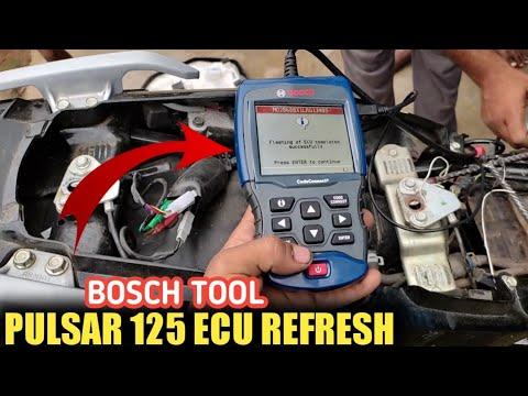 Download BS6 Pulsar 125 Starting Problem Wiring Short | ECU Refresh #Bocsh_tool Full Details