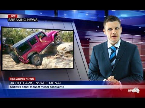 JK Jeeps 4x4 @ Menai