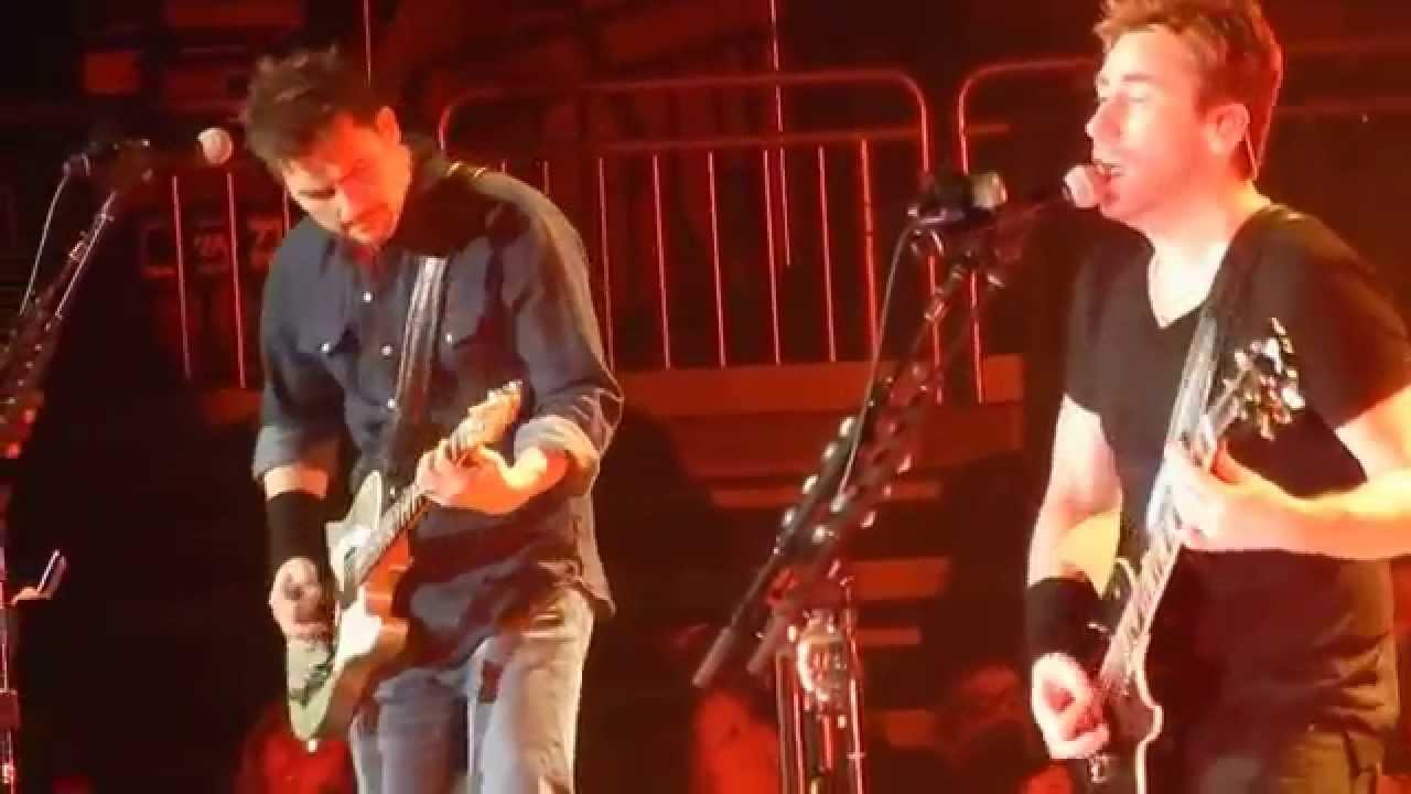 Nickelback Someday Live Budweiser Gardens Chords Chordify