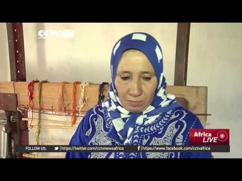 Moroccan Women Weavers Demand Fair Pay For Hard Work