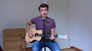 Let It Out - Ed Sheeran (Acoustic Cover By Linus Bruhn)
