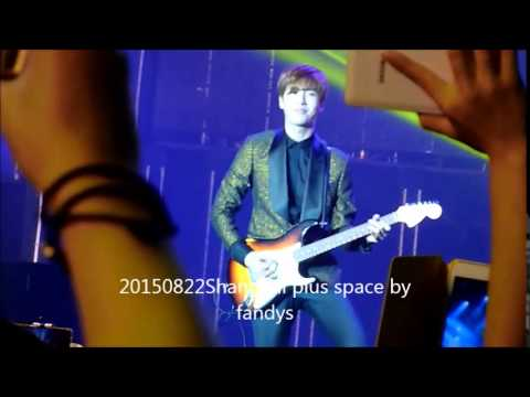 20150822 Shanghai plus space Nominwoo fan meeting