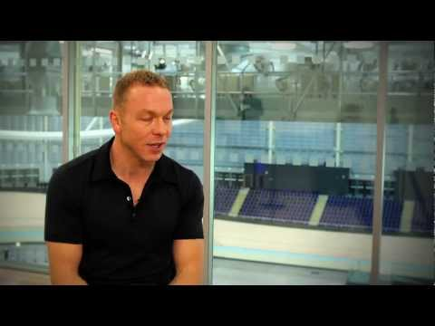 Exclusive Sir Chris Hoy Velodrome Interview |  Behind The Games