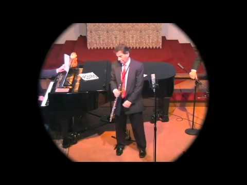 Tony Vacca Trio in Concert 2016  (Sedona Jazz at the Church)