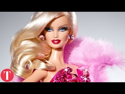 10 Barbies Who Are 'A Bit' Too Extra