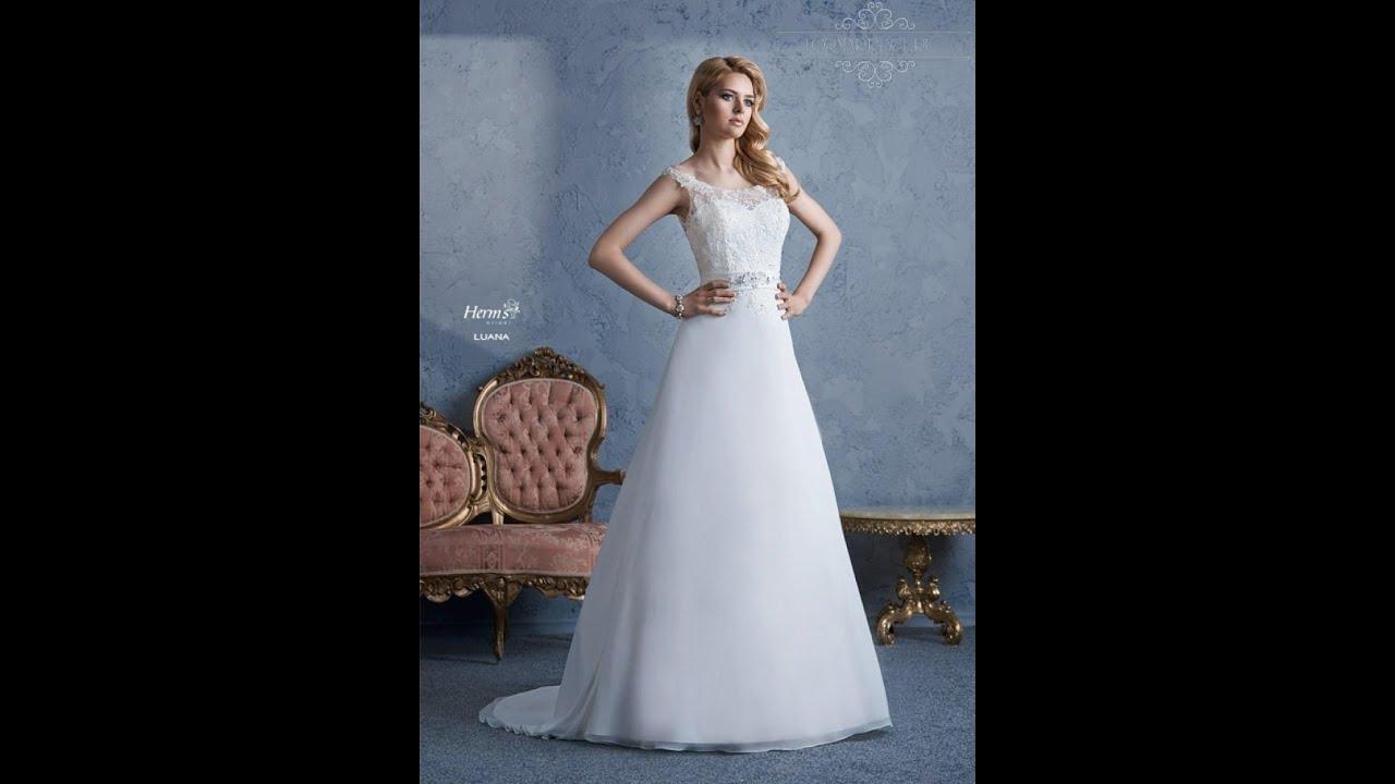 Платья свадебные модельные