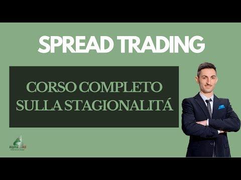Spread Trading: come sfruttare la stagionalità (Corso Completo Spread)