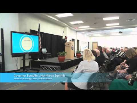 Governor Tomblin's WorkForce Summit