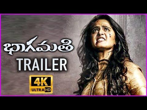 Bhaagamathie Movie Theatrical Trailer   Anushka Shetty   Unni Mukundan   Bhagmati