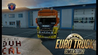 Euro Truck Simulator 2 #38 . . . Garagem