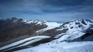 Breithorn 4164m @Zermatt, Wallis