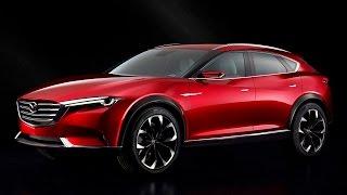 Mazda Koeru Concept 2015 Videos