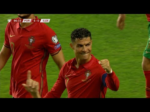 Portugal Luxembourg Goals And Highlights