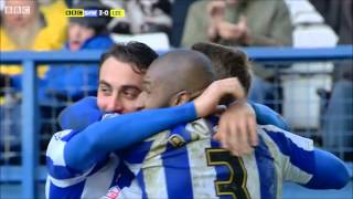 Sheffield Wednesday 6 - Leeds United 0 (January 11th 2013 @ Hillsborough)