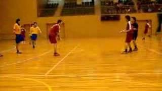 西日本学生ハンドボール選手権大会・第2日目