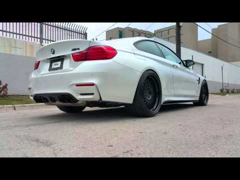 BMW M4 On Velosdesign Wheels By Advanced Detailing Of South Florida