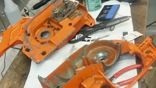 394 Crankcase Assembly. ..again