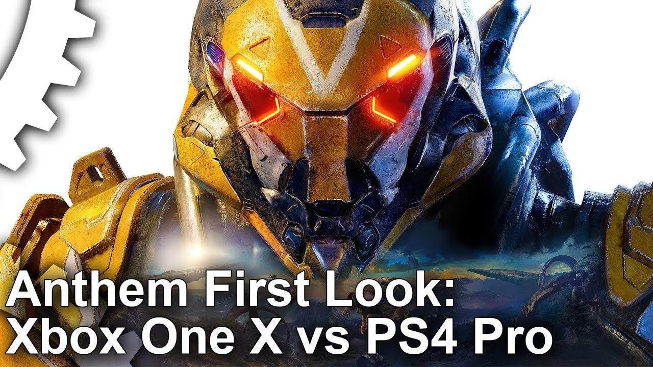 Anthem Runs Smoother on PS4 Pro than Xbox One X, 4K