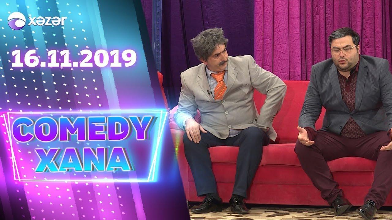 Comedyxana 5-ci  Bölüm  16.11.2019