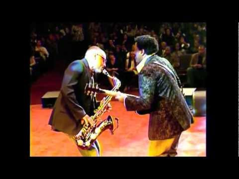 """Sunday Morning"" Live - Doc Powell featuring Kirk Whalum"