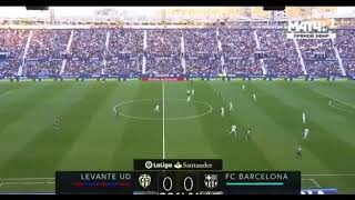 Barcelona vs Levante - Highlight and Goals La Liga (5-4) • Klasemen dan top skor Liga spanyol