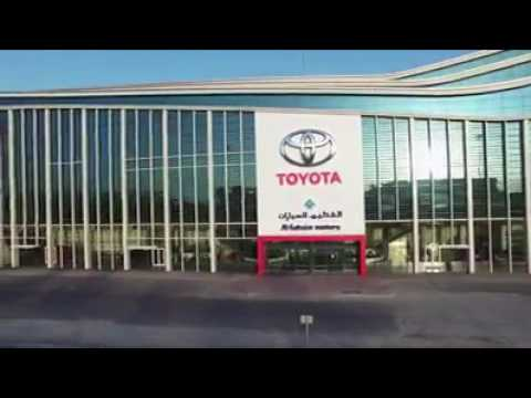 Toyota Wave Showroom - Musaffah, Abu Dhabi