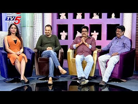 Jai Simha Movie Team Exclusive Interview   K.S.Ravikumar   Chirantan Bhatt   Natasha   TV5 News