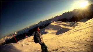 GoPro HD Skiing