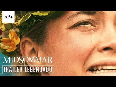 Midsommar • Trailer Legendado