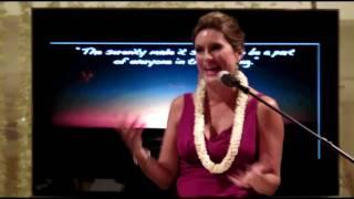 Mariska Hargitay in Honolulu for Joyful Heart