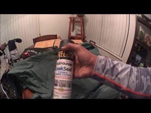 jaimeAstin...  Repairs Frog Toggs Rain Jacket