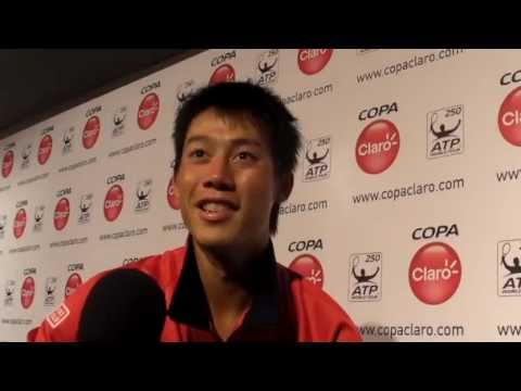 Nishikori Talks About Improving On Clay In Buenos Aires
