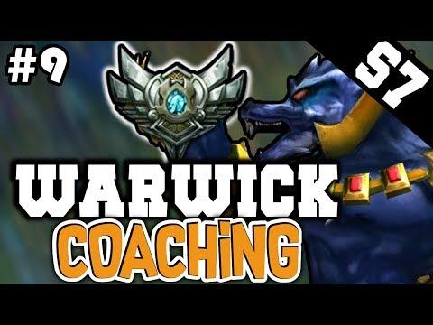 SILVER WARWICK JUNGLE COACHING - League of Legends Coaching