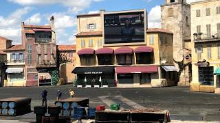 Moteurs… Action! Stunt Show Spectacular - Walt Disney Studios, DLP