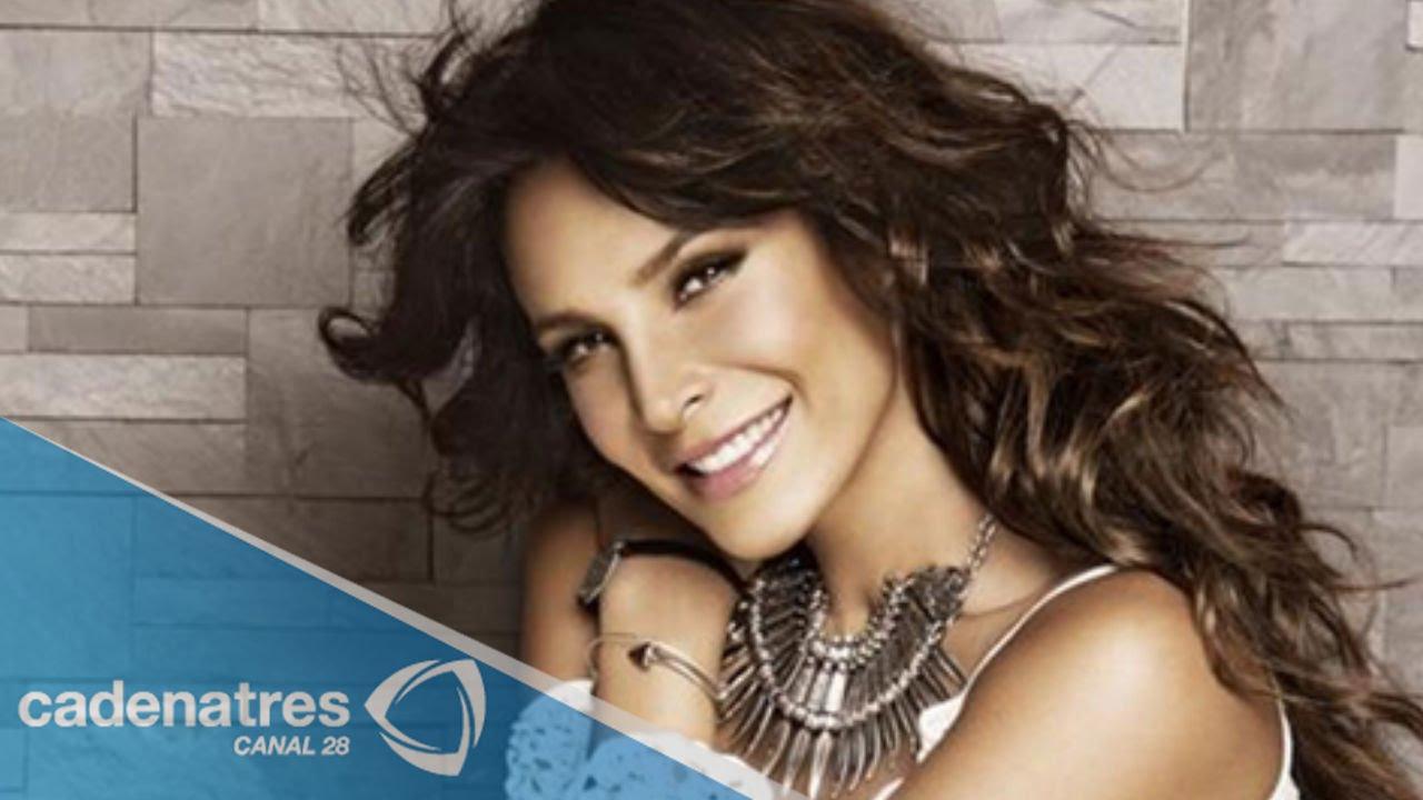 La Actriz Mexicana >> Famosos Lamenta Muerte De La Actriz Mexicana Lorena Rojas Youtube