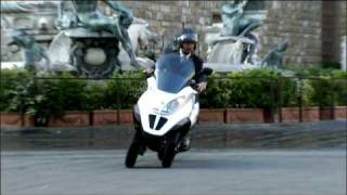 Piaggio MP3 Hybrid - Official Launch Video