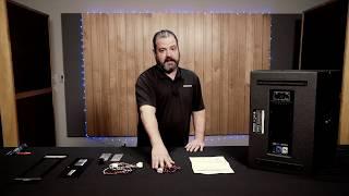 PreSonus—The CDL PDA1000 Passive Panel Kit