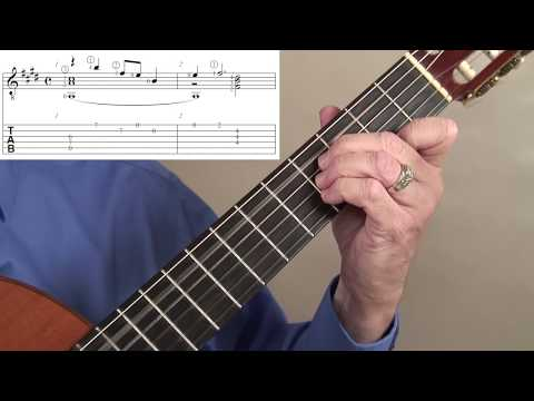 Sleigh Ride (Leroy Anderson) Arranged and Performed by Guitarist Douglas Niedt